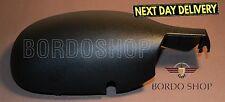 Noir Wing Caps Coque Rétroviseur Boîtier pour Renault Megane Mk1 95-02