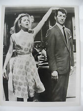 Who's Been sleeping in my Bed Dean Martin, Elizabeth Montgomery 7X9 B&W 1963