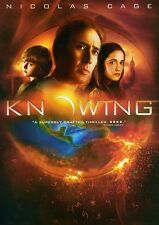 Knowing (2010, REGION 1 DVD New)