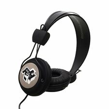 WESC Rush Hour Rushhour & Delta Bongo Amsterdam Black Music Audio Headphones
