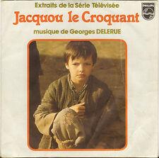 """GEORGES DELERUE, SERIE TV """"JACQUOU LE CROQUANT"""" SP 1981"""