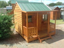 THE GRIZZLY Solid Timber Cubby House by Bear Cubbies MADE IN MELBOURNE