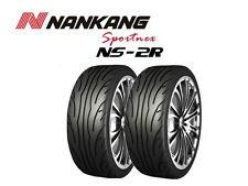 2x Nankang NS-2R - Track Day/Race/Road - 225/40 R18 92Y - (MEDIUM) 2254018