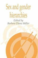 Sex and Gender Hierarchies (Publications of the Society for Psychological Anthr