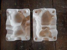 Vintage 1970's Ceramic Mold Plaster Casting Skunk Bank ? Figure No. R781