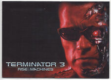 Comic Images Terminator 3 Rise of the Machines T3 Swatch Upholstery from Hearse
