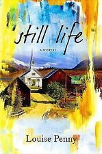 Still Life: A Chief Inspector Gamache Novel, Louise Penny, Good Book
