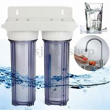 Carbon + Sediment Cartridges Water Filter System Home Reverse Osmosis Filtration