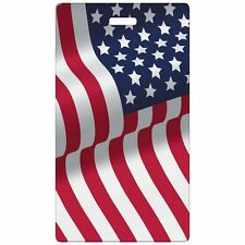 Smooth Trip American Flag Luggage Tag ST-LT6001
