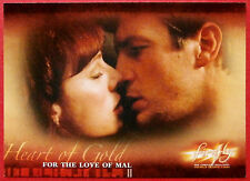 Joss whedon 'firefly-carte #50 - pour l'amour du mal-inkworks 2006
