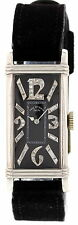 Ladies Paul Ditisheim Solvil Platinum Diamond Dial Watch 221970