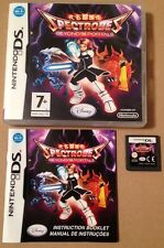 Spectrobes Game For Ds Dsi Ds Lite 3Ds Nintendo Complete & Boxed. *99p UK P&P*