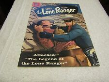 The Lone Ranger #113 (Nov 1957, Dell)