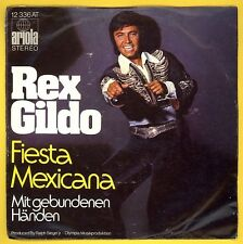 REX GILDO - Fiesta Mexicana  - with picture sleeve