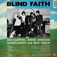 Blind Faith SELF TITLED Debut Album 180g +MP3s REMASTERED New Sealed Vinyl LP