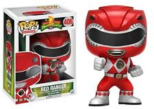 Funko POP! Mighty Morphin Power Rangers: Red Ranger Vinyl Figure NEW
