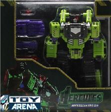TFC Toys Hercules Neck Breaker Devastator X Transformer NeckBreaker Figure New
