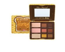 Too Faced Peanut Butter & Honey Eyeshadow Palette New