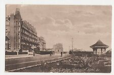 Sussex, Bexhill On Sea, Sackville Hotel Postcard, A738