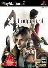 Used PS2 BioHazard 4 Resident Evil 4 Japan Import (Free Shipping)、