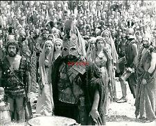 Photo argentique Iphigénie Antiquité Grèce antique cinéma soldat Péplum film