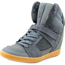 DC Shoes Mirage Mid Women US 5 Gray Sneakers NWOB  1350