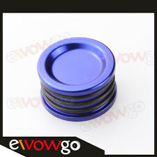 ANODIZED RACING CAM/CAMSHAFT SEAL FOR HONDA B16 B18 B20 H22 H23 ALUMINUM BLUE