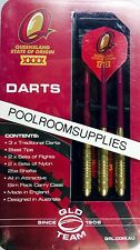Licensed NRL Rugby League Queensland QLD STATE OF ORIGIN Darts Set