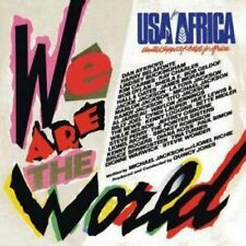 "USA for Africa We are the world (1985) [Maxi 12""]"