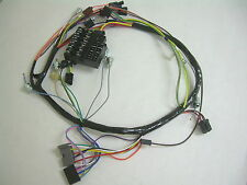 1958 Impala Belair Biscayne Under Dash Wiring Harness with Fusebox