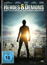 HEROES & DEMONS Your last Hoffnung, your largest Threat! TOP DVD Film NEW
