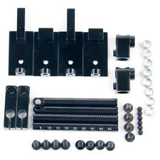 CA Black 1/10 RC Car Height Adjustable Telescopic Type Alloy Stealth Body Mount