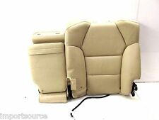 2007-2009 ACURA MDX OEM LEFT REAR 2ND ROW UPPER AND CENTER SEAT CUSHION