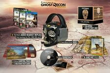 PS4 XBOXONE - Tom Clancy's Ghost Recon Wildlands Calavera Collector's Case