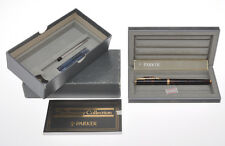 Parker 75 Premier gold Dust Chinese lacquer FP new old stock in box