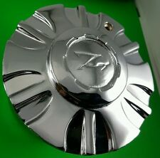 ZINIK LUINA CENTER CAP # SI-CAP-Z149 CHROME WHEELS CENTER CAP