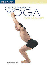 Yoga Journal's Energy Balance Yoga 2002 by Gaiam BRAND NEW