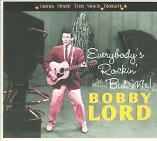 Everybody's Rockin' But Me! [Digipak] by Bobby Lord (Guitar) (CD, 2011, Bear...