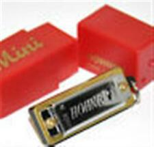 SET OF 2 - HOHNER MINI HARMONICAS - NECLACE - KEY CHAIN - BRACELET - EARINGS