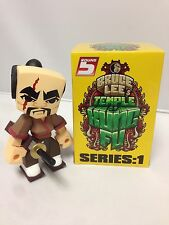 Round 5 Bruce Lee Temple Of Kung Fu Series 1 Ronin Scar Face Rare 1/150 Chase