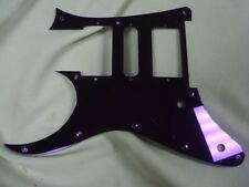 Lefty Purple Mirror Pickguard fits Ibanez (tm) RG550 Jem RG