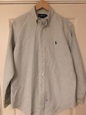 Mens Ralph Lauren Shirt Size XL