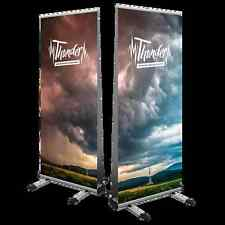 Thunder Roller Banner - Printing Included