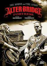 ALTER BRIDGE FORTRESS THE SOUND AND THE STORY GUITAR INSTRUCTION DVD