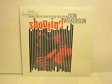 DON WILKERSON - Shoutin' ~ BLUE NOTE 84145 [M] *japan* w/OBI & Insert  VERY RARE