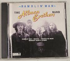 Ramblin' Man by The Allman Brothers Band (CD, Apr-1992, Polygram Special...