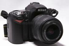 Nikon D90, Black AF-S Nikkor 18-105mm, AF-S Nikkor 18-55mm