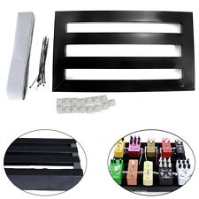 Electric Guitar Pedal Boards Effects Pedal Board Cases + Adhesive Tape 37 x 27cm