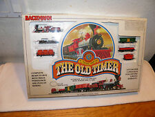 """vintage in box bachmann train set """"The Old Timer"""" N Scale LOOK BUY IT NOW SAVE"""