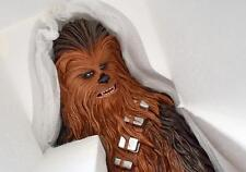 Star Wars Gentle Giant Statue Bust Chewbacca - #2953 of 7000